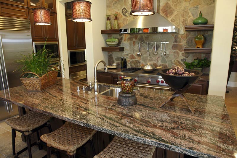 Granite Countertops Brown Grey US Affordable Granite Company,