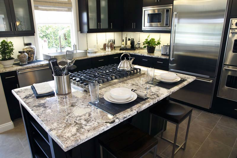Discount Granite Countertops Kitchens : Us free estimates affordable granite company
